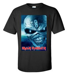 Iron Maiden Metal T-shirt M/L/XL/2XL/3XL Clothing Tshirt