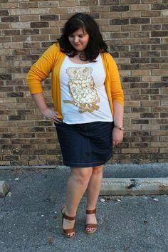 Hems for Her Trendy Plus Size Fashion for Women: September 2012