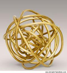 Brass Knot - Kelly Wearstler Collection. Bergdorf Goodman. 695 dollars.