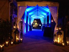 Event at private residence