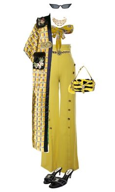 Designer Clothes, Shoes & Bags for Women Cute Edgy Outfits, Stylish Outfits, Bodak Yellow, High Fashion Outfits, What Should I Wear, Khaleesi, Photoshoot Ideas, Beachwear, Versace
