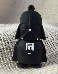The power of the Dark Side will store your files! 2 GB 2.25 inches in length when closed