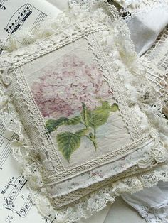 Shabby Chic Inspired...could be a diary cover....jtr
