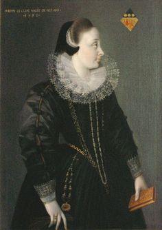 School of Dumoustier,end of XVI century Reinette: Artists of the Dumonstier family