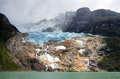 DSC_2361 Puerto Natales - Patagonia, Chile: Balmaceda Glaciar