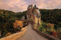 Замок эльц: уцелевший сквозь века. | Наука для всех простыми словами