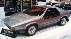 1982 Chrysler/ Stealth concept