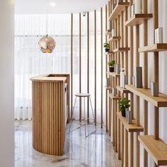 Celcius Clinic - Studio Nine Architects Clinic Interior Design, Spa Interior, Clinic Design, Retail Interior, Commercial Interior Design, Spa Design, Salon Design, Cafe Design, Store Design