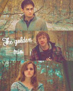 #Harry #Ron #Hermione