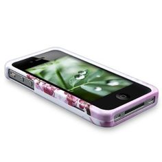 Apple IPhone 4 4G Case Cover for Girls