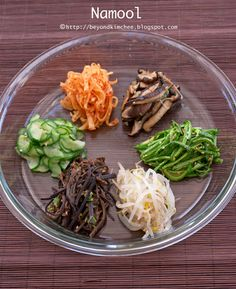 Bibimbap --- After living in Seoul for 6 years, Korean cuisine has become a sort of comfort food for me, this is one of the simplest, yet delicious dishes!