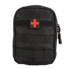 Medical Accessory Bag Tactical EMT Medical First Aid Military Pack Black/Army Green/Mud color