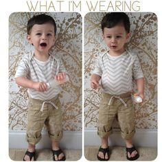 On Hello Jack Blog - What I'm wearing