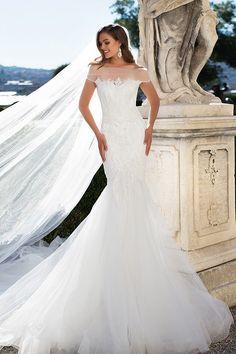 Milla Nova Bridal Wedding Dresses 2017 evita / http://www.himisspuff.com/milla-nova-bridal-2017-wedding-dresses/19/