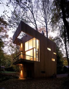 Architect Tree House  #Treehouse Pinned by www.modlar.com