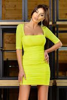 rochie-de-vara-scurta-1 Stylish Dresses, Sexy Dresses, Atmosphere Fashion, Dress Skirt, Bodycon Dress, Celebrity Stars, Teen Fashion, Womens Fashion, Fashion Sketchbook