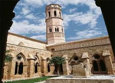 Monasterio de Rueda, Sastago, Zaragoza