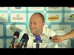 FOOTBALL -  Conférence de presse Chamois Niortais - AC Arles Avignon (1-0) - 2013/2014 - http://lefootball.fr/conference-de-presse-chamois-niortais-ac-arles-avignon-1-0-20132014/