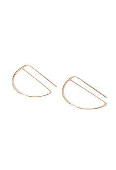 Cutout Threader Earrings | FOREVER21 - 1002246531