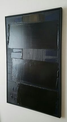 "Outstanding ""contemporary abstract art painting"" info is offered on our site. Read more and you will not be sorry you did Contemporary Abstract Art, Black Abstract, Modern Art, Art Minimaliste, Minimal Art, Art Sculpture, Art Moderne, Art Plastique, Painting Inspiration"