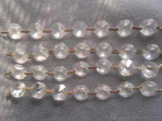 lote 28 cristales de roca para lámpara repuesto - Comprar Lámparas vintage en todocoleccion - 55913388 Silver, Jewelry, Faceted Crystal, Crystal Lamps, Rocks, Crystals, Jewlery, Jewerly, Schmuck