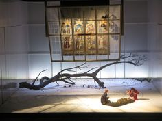 Turn of the Screw. Glyndebourne Opera House. Scenic design by Paul Brown. Lighting by Mark Henderson. 2011