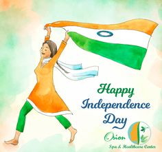 This Independence Day, celebrate freedom from day-to-day stress and fatigue with a relaxing body massage at Orion Spa & Healthcare Center, #Pune  Take advantage of our exclusive energizing offers as below: · 45 min. body massage at 1299/- · 60 min. body massage at 1500/-  · 90 min. body massage at 2359/-  Make the most of this offer and indulge yourself because you deserve it! ---- #OrionSpaPune Happy Independence Day Images, Independence Day Background, Indian Independence Day, Body Massage Spa, India Images, Best Spa, Spa Offers, Anime Art Girl, Health Care