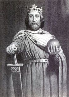 Charlemagne Emperor Of The Holy Roman Empire (742 - 814)  my 33rd great grandfather