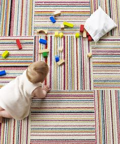 Rug Tiles by FLOR.  So many cool styles! I love this idea!