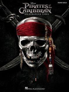 Pirates Of The Caribbean - On Stranger Tides (piano solo) @ niftywarehouse.com