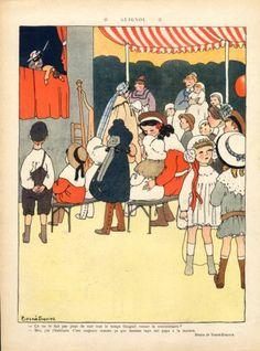 Torné-Esquius, 1909