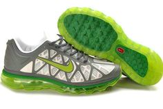 quality design 1ab7c bc136 Find 429889 027 Nike Air Max 2011 White Grey Green Authentic online or in  Pumacreeper. Shop Top Brands and the latest styles 429889 027 Nike Air Max  2011 ...