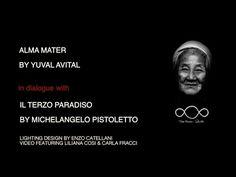 a glimpse of ALMA MATER - ALMA MATER by Yuval Avital #almamaterproject