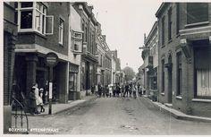 Steenstraat Boxmeer (jaartal: 1930 tot 1940) - Foto's SERC