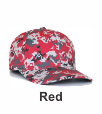 ac170dc02c3 Red Digital Camo Hat 708F by Pacific Headwear at Graham Sporting Goods Camo  Colors