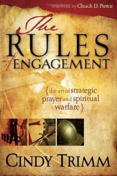 The Rules of Engagement by Cindy Trimm. $10.81