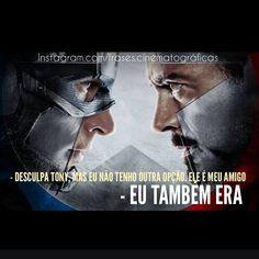 Do Filme: Capitão América: Guerra Civil (Captain America: Civil War, 2016)