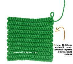 Tutorial: cactus con flor tejida a crochet (amigurumi cactus)
