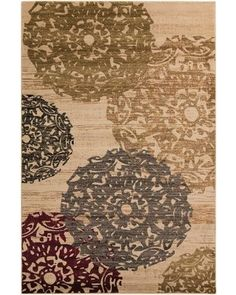 Charlton Home Wingard Beige Rug Rug Size: Rectangle x Navy Blue Area Rug, Beige Area Rugs, Clearance Rugs, Thing 1, Rug Shapes, Power Loom, Rug Size, Size 2, Colorful Rugs