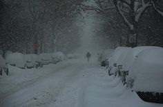 Snowpocalypse I, Washington DC, 2009: This was the original Snowpocalypse, and don't let anyone tell you otherwise