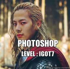 LMAO oh goodness this is hysterical... Especially since he really did dress up as Thor last Halloween ㅋㅋㅋㅋㅋ #Jackson #GOT7