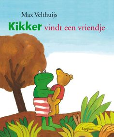 Max Velthuijs - Kikker vindt een vriendje Dutch Language, Internet Marketing, Winnie The Pooh, Back To School, Teaching, Disney Characters, Kids, Groot, Products