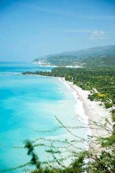 Belle Anse: 'There are long and gorgeous stretches of largely untouched beach here, the main attraction.' Haiti: the Bradt Guide www.bradtguides.com