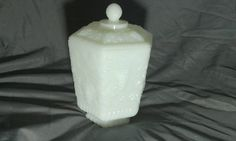 Vintage Anchor Hocking Fire King Milk Glass by TeaLightedTeacups