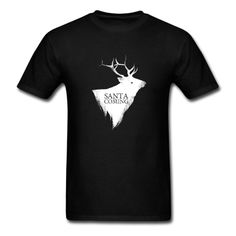 Santa is coming - Men's T-Shirt Apparel Design, Christmas Shirts, Cool Designs, Santa, Mens Tops, T Shirt, Fashion, Supreme T Shirt, Moda
