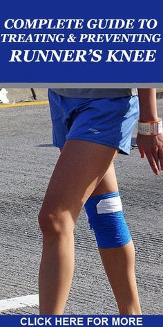 For your complete guide for treating and preventing runner's knee for good, Go to: http://www.runnersblueprint.com/your-complete-guide-to-treating-preventing-runners-knee/ #Runnersknee #RunningInjury