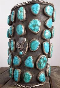 Description: Vintage Navajo Sterling Turquoise Cuff Bracelet is creative inspiration for us. Get more photo about Jewelry related with by looking at photos gallery at the bottom of this page. We are want to say thanks if you like to share this post to another people via your facebook, pinterest, …