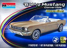 1964 1/2 Mustang Convertible (1/24) (fs)