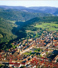 Freudenstadt, Black Forest, Germany