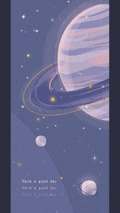 Planets Wallpaper, Soft Wallpaper, Wallpaper Space, Homescreen Wallpaper, Anime Scenery Wallpaper, Iphone Background Wallpaper, Aesthetic Pastel Wallpaper, Cute Anime Wallpaper, Galaxy Wallpaper